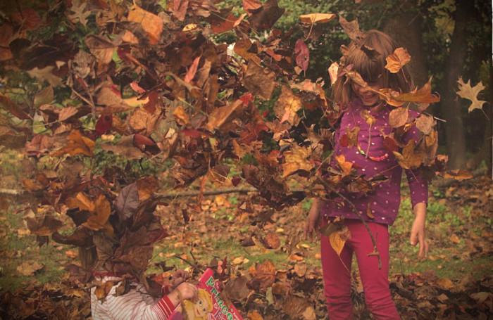 Jesienna ekscytacja