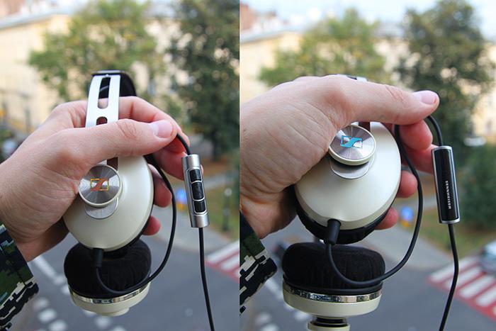 Słuchawki Sennheiser Momentum On-Ear test sprzętu 4
