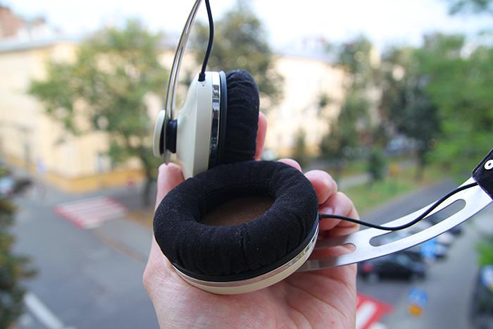 Słuchawki Sennheiser Momentum On-Ear test sprzętu 6