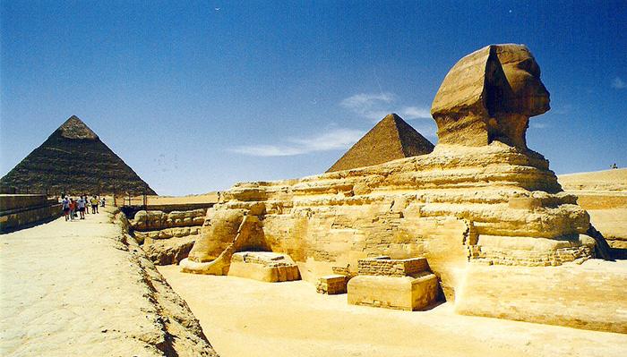 Gdzie mnie poniesie w 2014 - Egipt