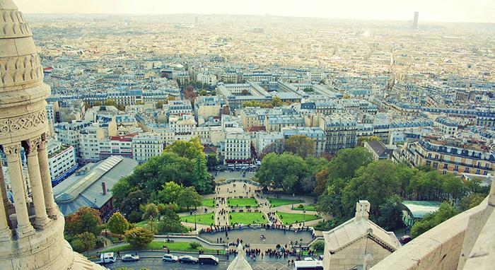 Gdzie mnie poniesie w 2014 - Paryż
