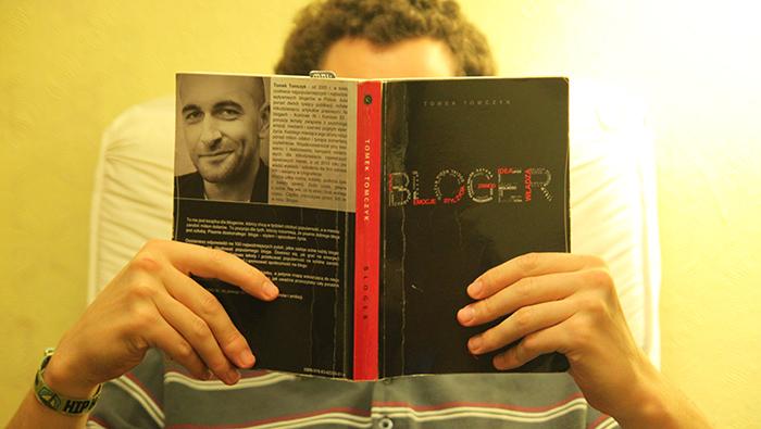 Tomek Tomczyk - Kominek - bloger