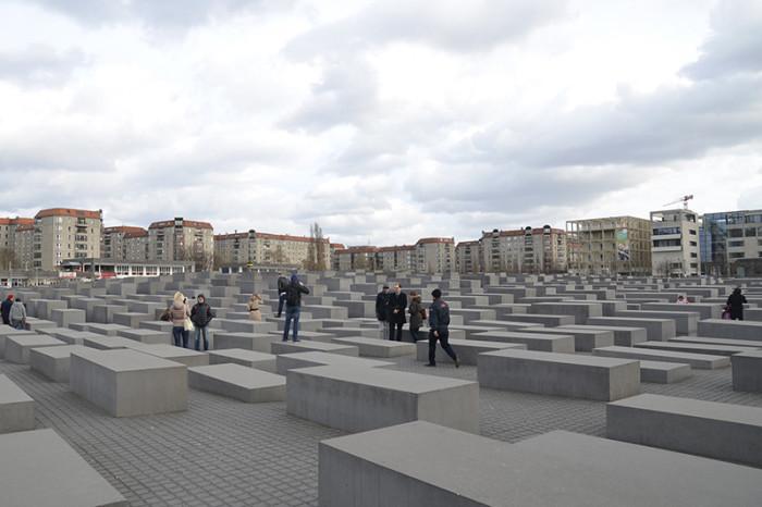 Berlin - ładne budynki i miasto w budowie (3)