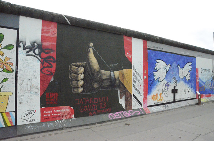 Berlin - Graffiti, street-art, murale (25)