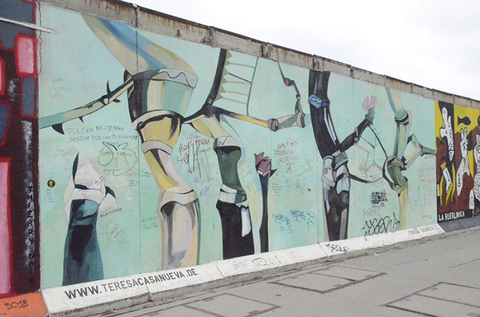 Berlin - Graffiti, street-art, murale (42)
