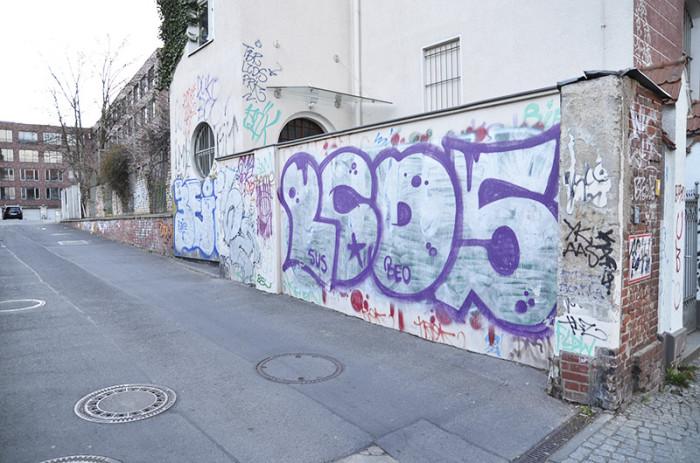 Berlin - Graffiti, street-art, murale (5)