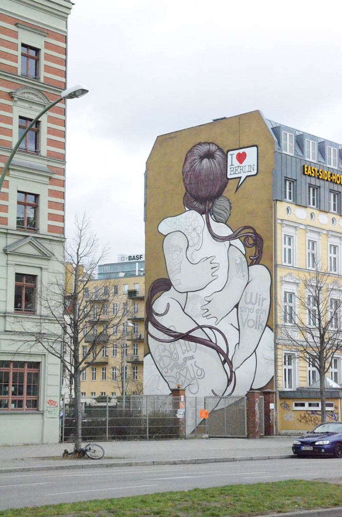 Berlin - Graffiti, street-art, murale (51)