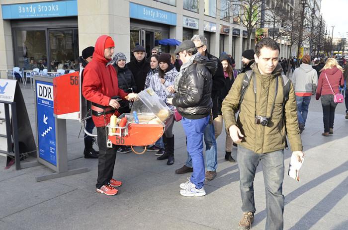 Berlin - uliczne jedzenie (2)