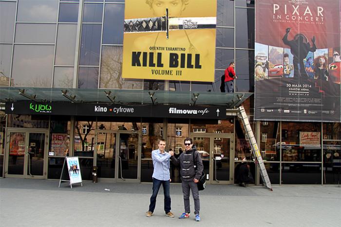 Kill Bill 3 premiera