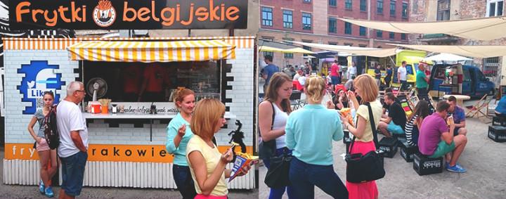 gdzie zjeśc w Krakowie - frytki belgijskie