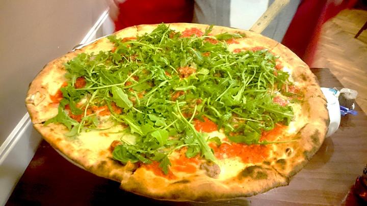 gdzie zjeśc w Krakowie - Pizza Garden 2