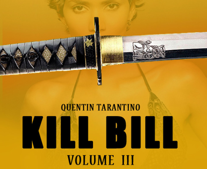 kill bill 3 recenzja