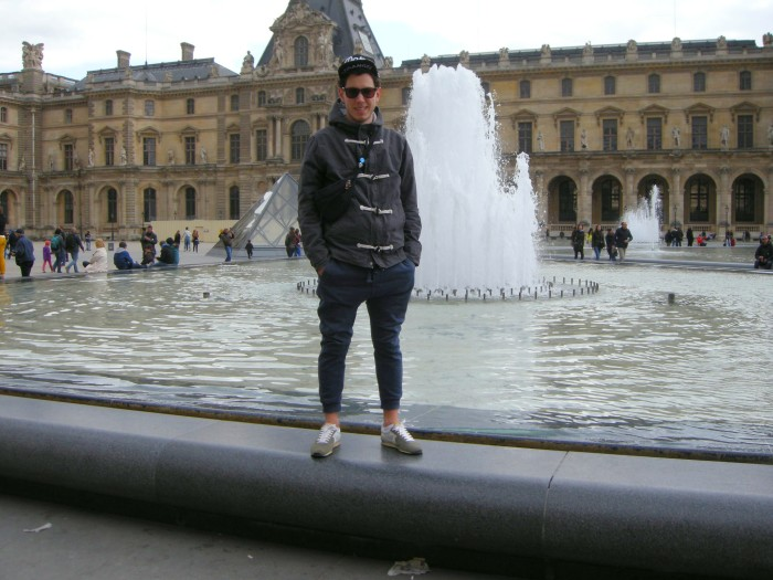święta w Paryżu