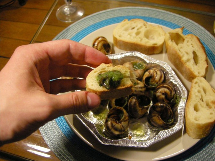 Paryż - ślimaki (3)