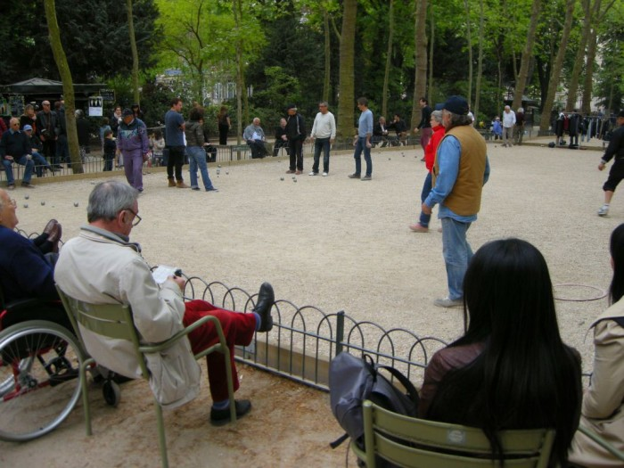 Paryż - Ogród Luksemburski (12)