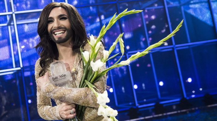 Conchita Wurst - Eurowizja 2014