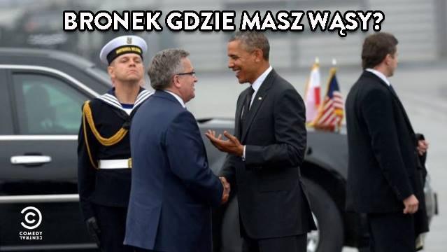 Wizyta Baracka Obamy w Polsce (4)