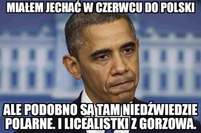 Wizyta Baracka Obamy w Polsce (8)