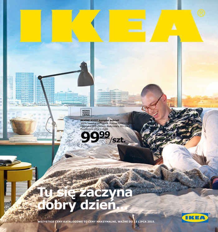 Ikea tutaj zaczyna się dobry dzień