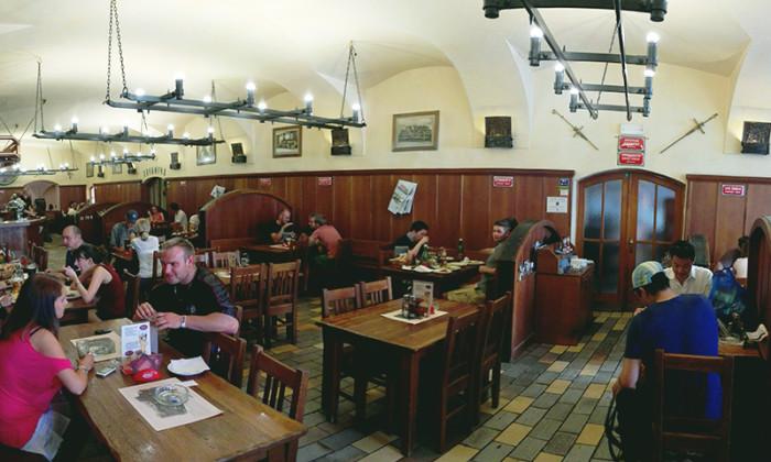 Restauracja U Medvidku - Praga 2