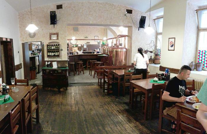 Restauracja V Cipu - Praga 2