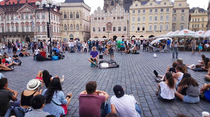 Rynek - Praga 4