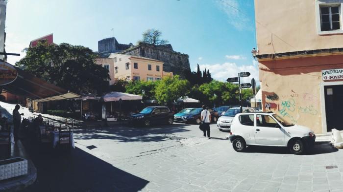 Korfu - Grecja - zabytki atrakcje restauracje (43)