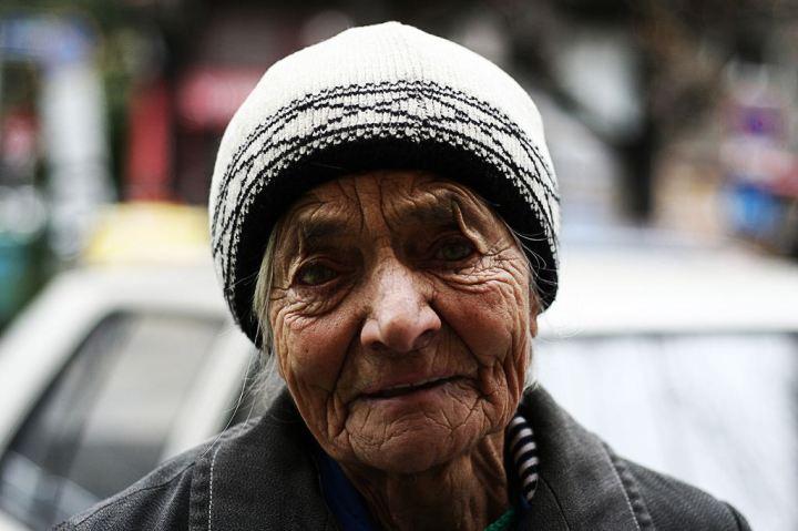 Nie śmiej się bo będziesz mieć zmarszczki na starość