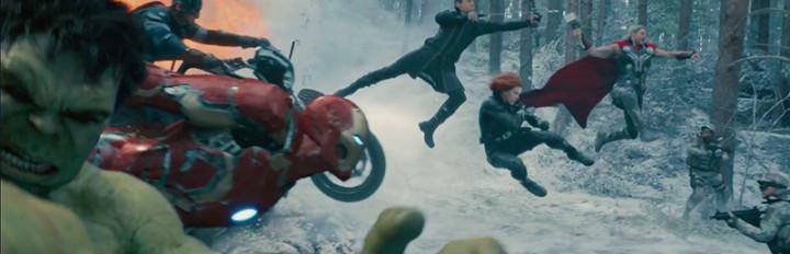 Avengers-czas ultronu