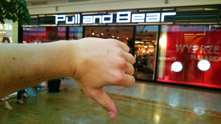 Pull and Bear - męska piżama