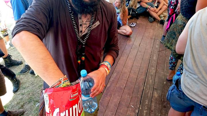 1 typów imprezowiczów, których spotkasz na festiwalach