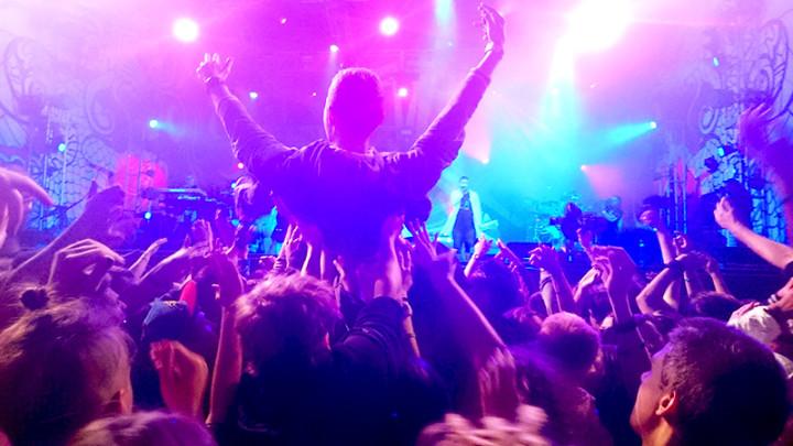 2 typów imprezowiczów, których spotkasz na festiwalach