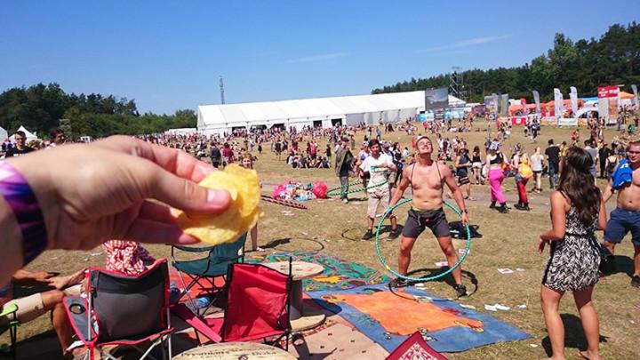 6 typów imprezowiczów, których spotkasz na festiwalach