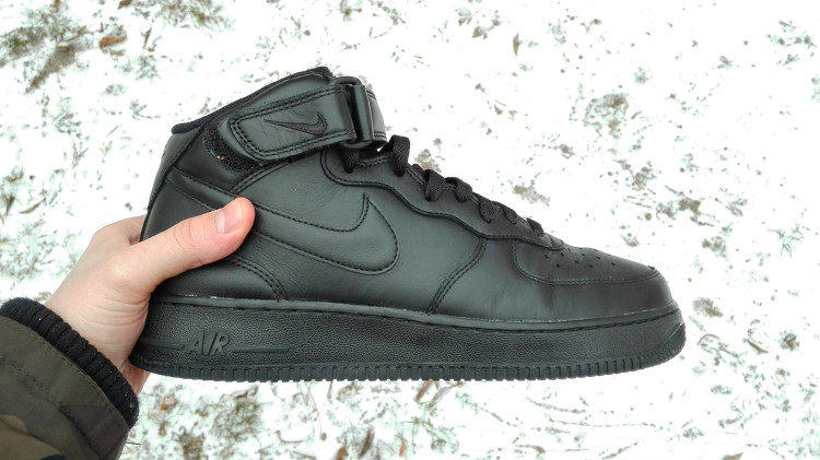new arrival a8d41 48590 Nike Air Force 1 - męskie zimowe buty