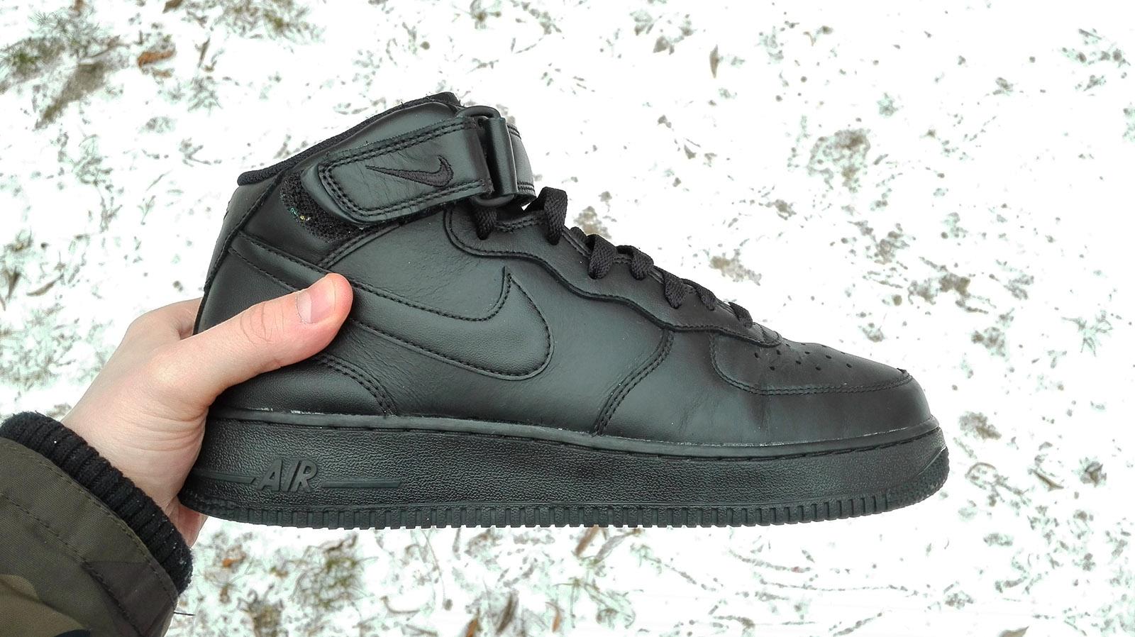 980c5781 Nike Air Force 1 - najlepsze buty na zimę w mieście!