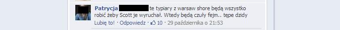 Warsaw Shore - komentarze