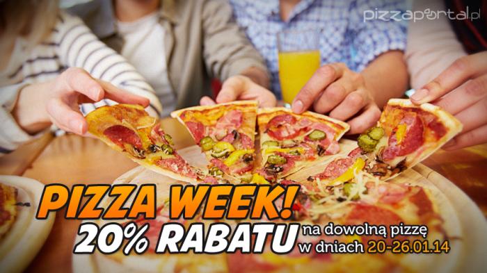 pizza portal pizza week kraków