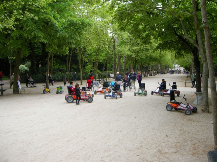 Paryż - Ogród Luksemburski (11)