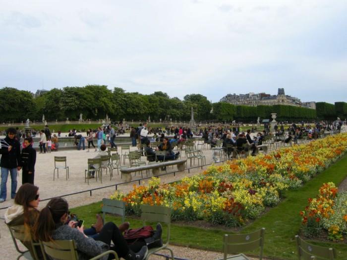 Paryż - Ogród Luksemburski (14)