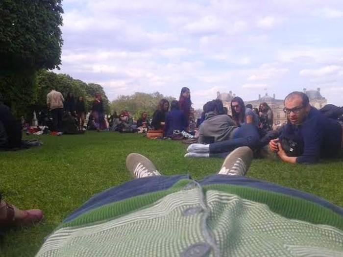 Paryż - Ogród Luksemburski (6)