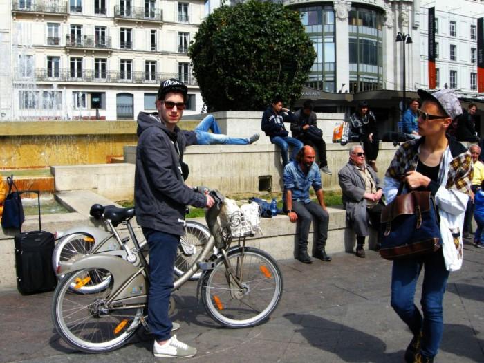 Paryż - Veliby