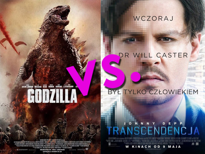 Transcendencja Godzilla recenzja