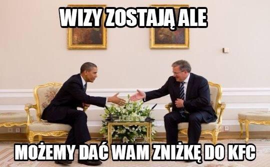 Wizyta Baracka Obamy w Polsce (1)
