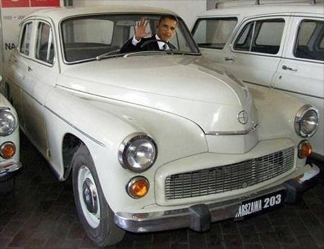Wizyta Baracka Obamy w Polsce (6)