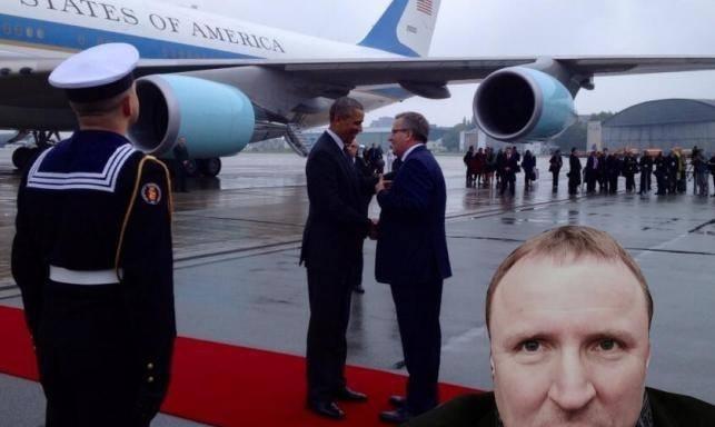 Wizyta Baracka Obamy w Polsce (7)