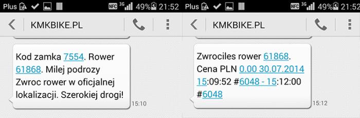 Wypożyczalnia rowerów miejskich w Krakowie KMK Bike (3)