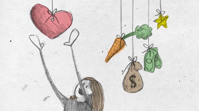 miłość czy pieniądze