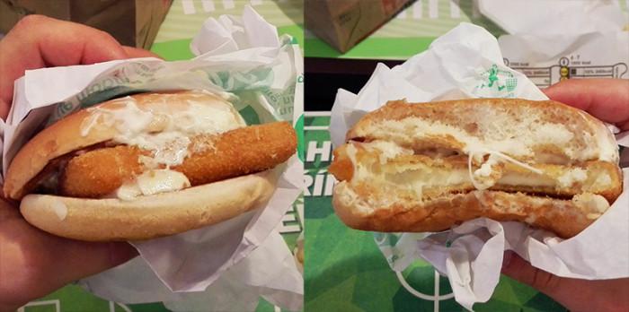 Fastfood - Praga - McSmazak