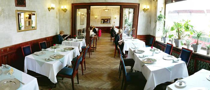 Gessler we Francuskim restauracja Kraków