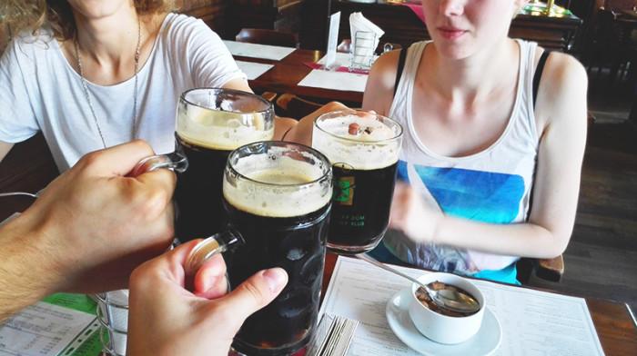 Pivovarsky Dum - Praga 3 - ciemne piwo